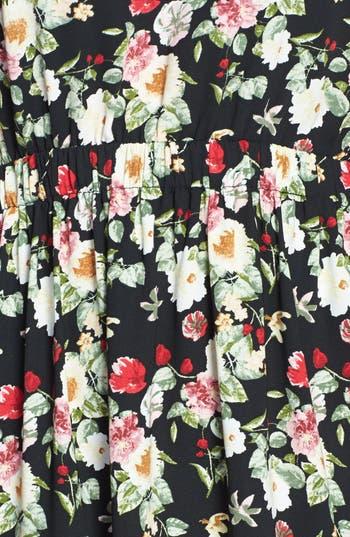 Alternate Image 3  - BCNU Back Cutout Dress (Juniors)