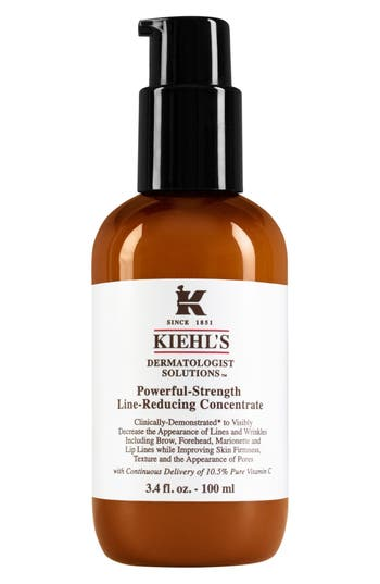 Alternate Image 1 Selected - Kiehl's Since 1851 'Powerful-Strength' Line-Reducing Concentrate (Jumbo Size) (3.4 oz.) ($107 Value)
