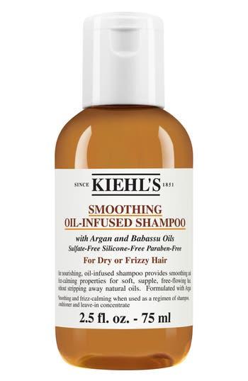 Alternate Image 2  - Kiehl's Since 1851 Smoothing Oil-Infused Shampoo