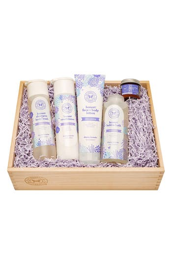 Alternate Image 2  - The Honest Company 'Dreamy Lavender' Bath Time Gift Set (Nordstrom Exclusive)