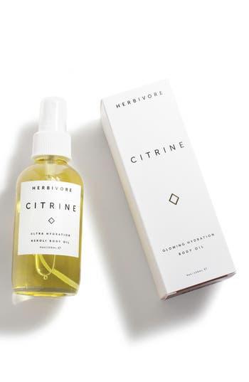 Alternate Image 2  - Herbivore Botanicals Citrine Body Oil