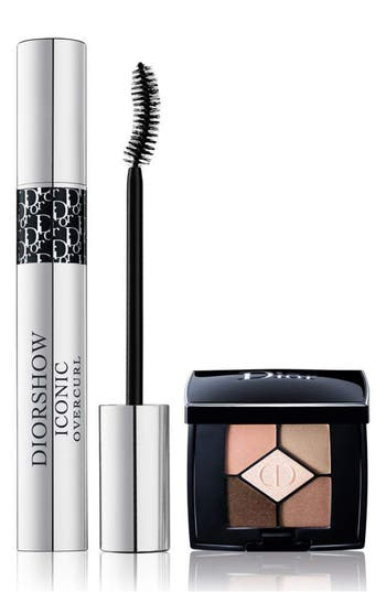 Alternate Image 1 Selected - Dior Diorshow Iconic Overcurl Mascara & Eyeshadow Palette