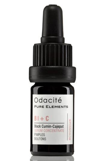 ODACITÉ Bl + C Black Cumin-Cajeput Pimples Serum