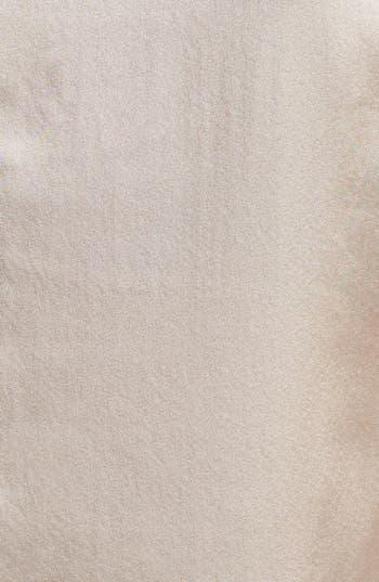Alternate Image 3  - Eileen Fisher Stretch Silk Charmeuse V-Neck Tank (Regular & Petite)