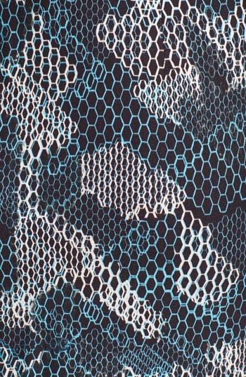 Alternate Image 3  - Ivy & Blu Print Faux Wrap Dress