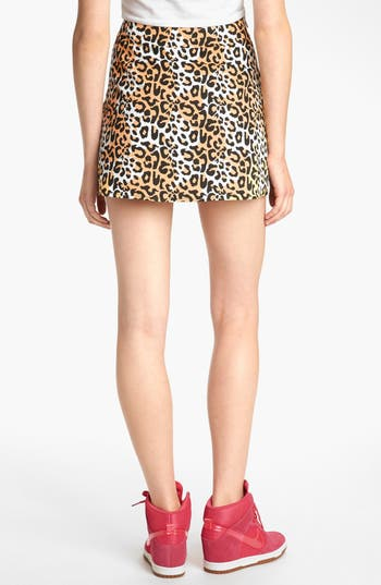 Alternate Image 3  - MINKPINK 'Young Money' A-Line Skirt