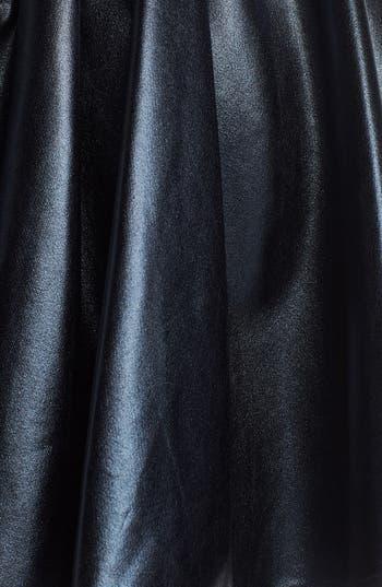 Alternate Image 3  - ELEVENPARIS 'Timac' Faux Leather Skater Skirt