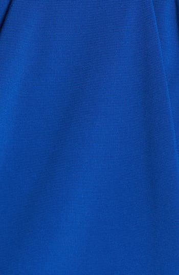 Alternate Image 3  - Alex Evenings Beaded Waist Jersey Blouson Dress