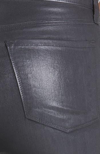 Alternate Image 3  - J Brand '815' Coated Skinny Pants