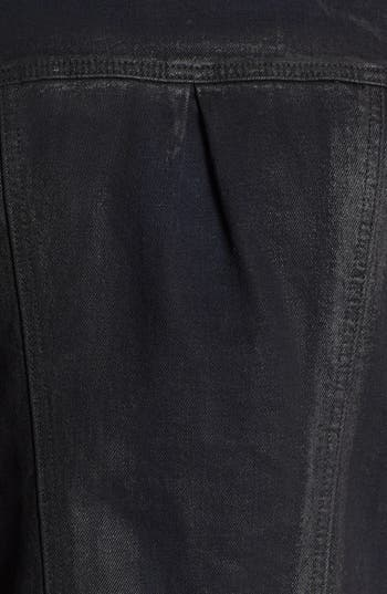 Alternate Image 3  - Paige Denim 'Brooklyn' Denim Moto Jacket