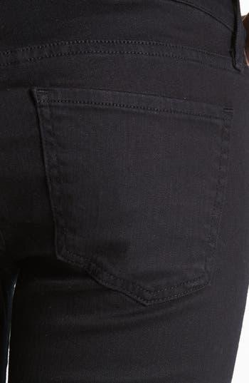 Alternate Image 3  - Citizens of Humanity 'Racer' Low Rise Skinny Jeans (Black Diamond)