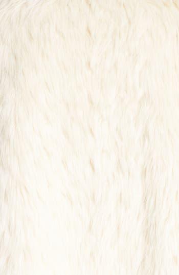 Alternate Image 3  - Jack Faux Fur Long Vest (Juniors)
