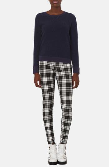 Alternate Image 4  - Topshop Bouclé Sweater