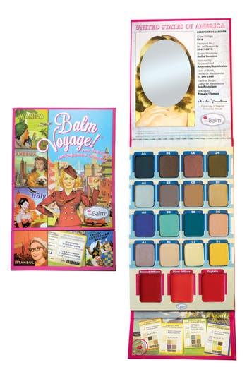 Alternate Image 2  - theBalm 'Balm Voyage®' Eye & Face Palette