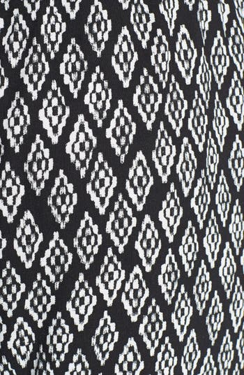 Alternate Image 3  - Jolt Print Palazzo Pants (Juniors) (Online Only)