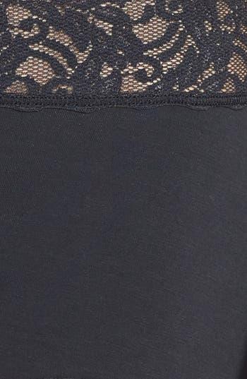 Alternate Image 3  - Wacoal 'Cotton Suede' Lace Trim Briefs (3 for $45)