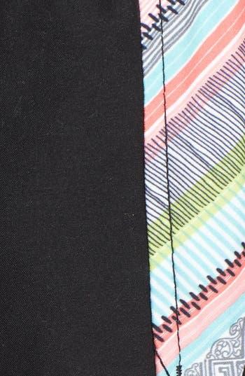 Alternate Image 3  - Rip Curl Print Panel Board Shorts (Juniors)