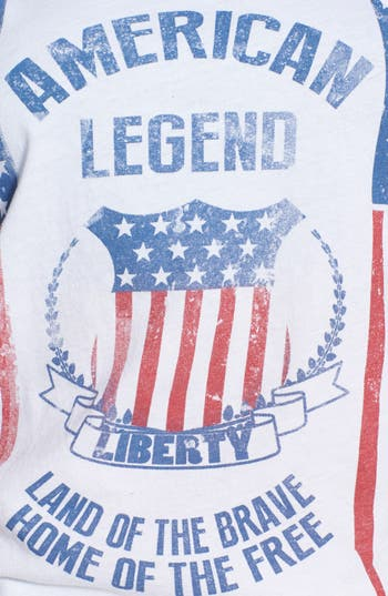 Alternate Image 3  - Project Social T 'American Legend' Graphic Muscle Tank (Juniors)
