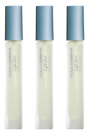 Alternate Image 1 Selected - Dolce&Gabbana 'Light Blue' Eau de Toilette Purse Spray Set ($75 Value)