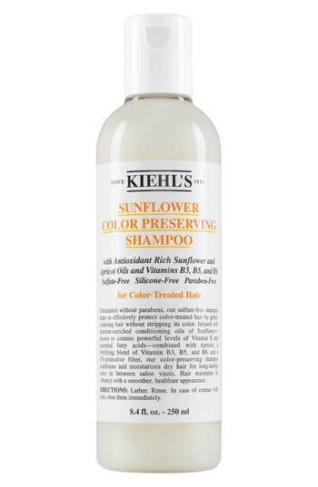 Alternate Image 3  - Kiehl's Since 1851 Sunflower Color Preserving Shampoo