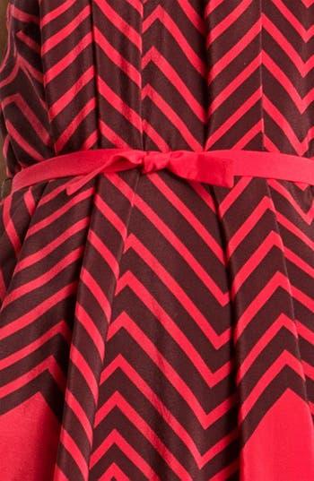 Alternate Image 3  - French Connection 'Ziggy' Print Silk Dress