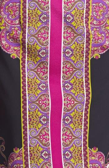 Alternate Image 3  - Adrianna Papell Scarf Print Sheath Dress
