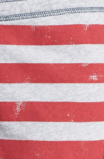 Alternate Image 3  - PJ Salvage 'Stars & Stripes Flag' Shorts