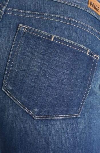 Alternate Image 3  - Paige Denim 'Jimmy Jimmy' Skinny Boyfriend Jeans (Josephine Destructed Harlequin)