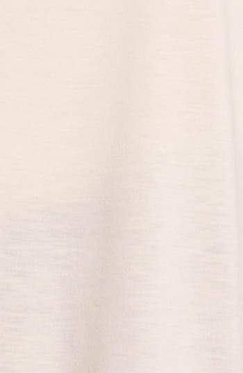 Alternate Image 3  - Halogen® Slit Back Top (Plus Size)