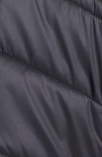 Alternate Image 3  - French Connection Collarless Quilted Coat