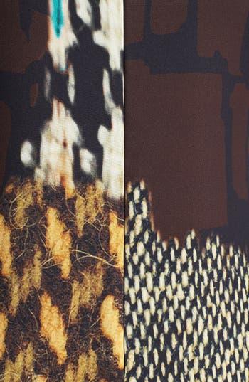Alternate Image 3  - Trina Turk 'Lottie' Print Midi Dress