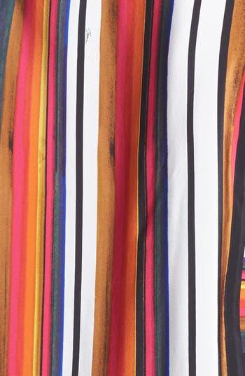 Alternate Image 3  - Trina Turk 'Pathway' Stripe Silk Top