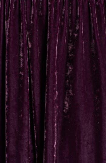Alternate Image 3  - Free People 'Oh So Easy' Velvet Babydoll Dress
