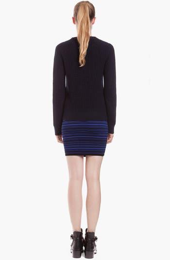 Alternate Image 2  - sandro 'Jem' Miniskirt