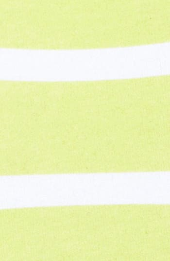 Alternate Image 3  - BP. Undercover 'Easy Going' Stripe Sports Bra (Juniors)
