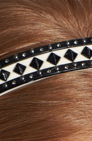 Alternate Image 2  - L. Erickson Studded Headband