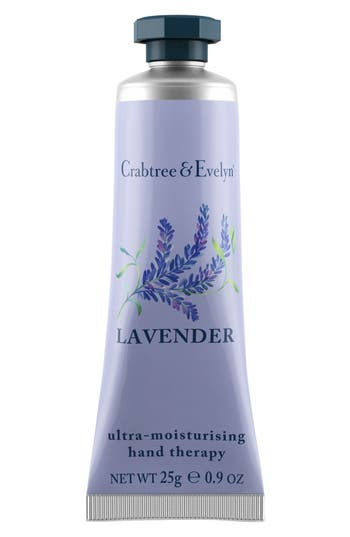 Alternate Image 1 Selected - Crabtree & Evelyn 'Lavender' Ultra Moisturizing Hand Therapy (0.9 oz.)