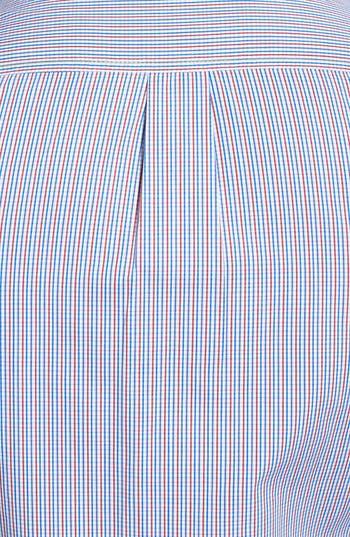 Alternate Image 3  - Descendant of Thieves Slim Fit Multi Check Shirt