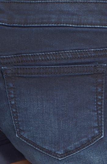Alternate Image 3  - Standards & Practices High Waist Denim Shorts (Juniors)