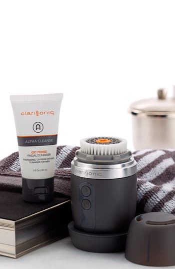 Alternate Image 5  - CLARISONIC Alpha Fit Sonic Cleansing System for Men