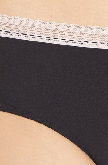 Alternate Image 4  - Betsey Johnson 'Forever Perfect - Cutie' Hipster Briefs (3 for $33)