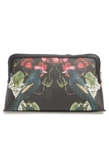 Alternate Image 2  - Ted Baker London 'Elanno Shadows' Cosmetics Bag