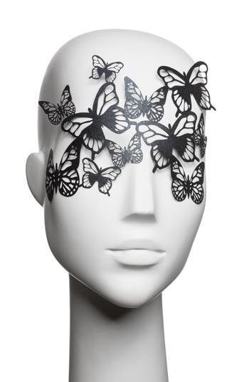 Alternate Image 1 Selected - Bijoux Indiscrets Cutout Eye Mask