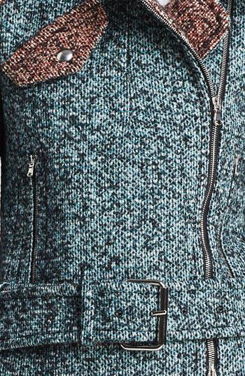 Alternate Image 5  - Carven Asymmetrical Zip Tweed Jacket
