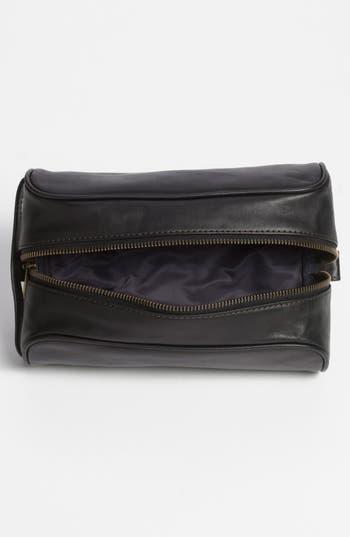 Alternate Image 2  - Bosca Leather Travel Kit