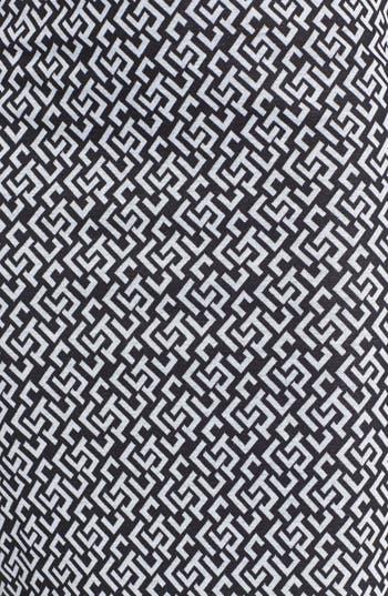 Alternate Image 3  - Bobeau Jacquard Knit Midi Skirt