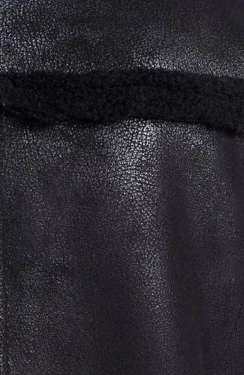 Alternate Image 5  - Mcginn 'Holly' Faux Shearling Coat