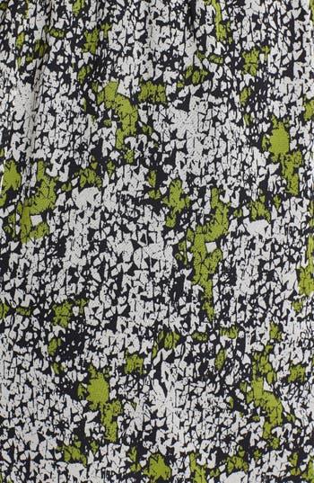 Alternate Image 3  - dee elle Cutout Print Racerback Maxi Dress (Juniors)