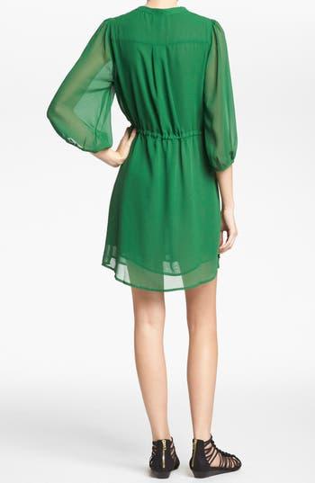 Alternate Image 2  - I. Madeline Long Sleeve Dress