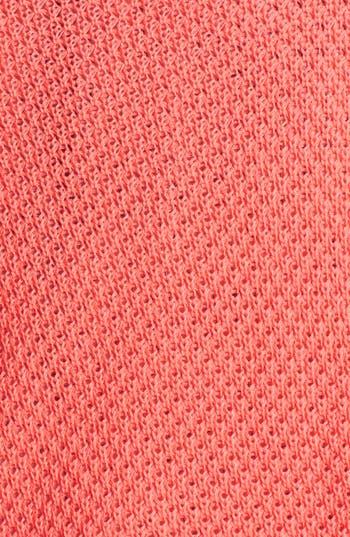 Alternate Image 3  - BP. Cropped Textured Cotton Cardigan (Juniors)